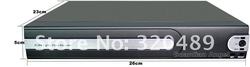 4Ch H.264 Full D1 Stand alone DVR, VGA, Audio, Phone mornitor, Motion Dectection(China (Mainland))