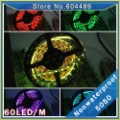 15M/lot 5050 RGB led strip 5meter/roll 300leds per 5m led lighting no waterproof Hong Kong post Free shipping