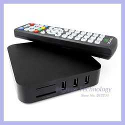 Android 4.0 TV Box IPTV ARM Cortex A9 WiFi HD 1080P HDMI Media Player Google Net TV Box DDR III 1GB 4GB+Flash+3D TB-A200(China (Mainland))