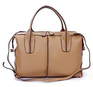 Hot sale fashion Ladies Handbag High Quality genuine Leather Shoulder+tote+message Bag Wholesale & retail medium and large size
