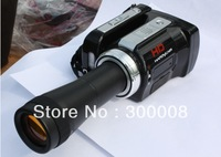 Vivikai OEM high quality digital video camera with telescope, PC camera and MP3 player,free shipping