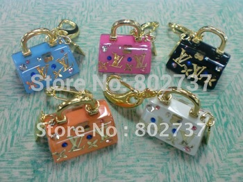 brand bag jewelry usb memory flash drive (5pcs/lot +drop shipping )