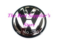 5pcs UItra-high Quality VW VOLKSWAGEN 3D Chrome Wheel Center Cap GOLF JETTA PASSAT LUPO POLO 65MM