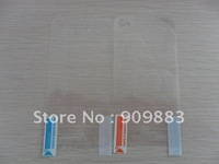 for iphone 4 screen protector,free shipping,100pcs/lot,mobile phone PET screen protector,LCD screen protectors