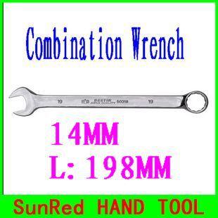 Гаечный ключ SunRed BESTIR cr/v 14 , no.50314 комбинированный трещоточный гаечный ключ cr v 12мм зубр профи 27074 12