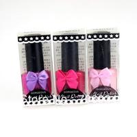 Hot Sale Nail Art Supplies 6pcs/lot 110 color optional Sweet Color Nail Polish Nail Lacquer Nail Art Polish