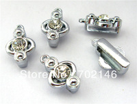 10mm 50pcs Slide and hang charms  DIY accessory