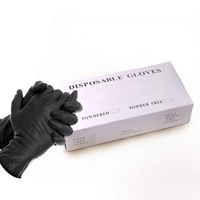 free shipping (100 pcs/lot )Disposable Tattoo gloves