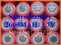 1pc Genuine SANYO 18650 UR18650FM N35A Li-ion 2600mAh 3.7v Battery