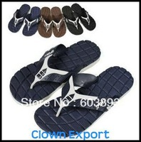 Free shipping   L12464CL   Stylish and comfortable men 's casual slippers