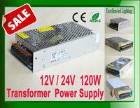 led driver transformer switch 10a 12v 120W for LED strip module bar light lighting