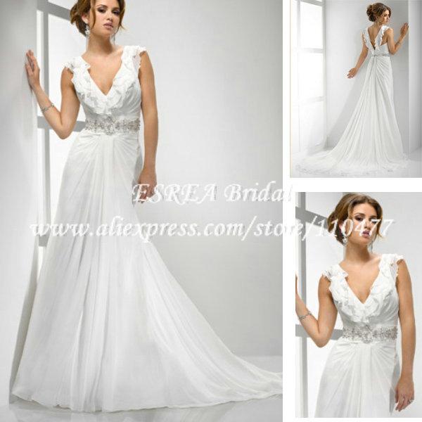 Свадебное платье ESREA v/br544