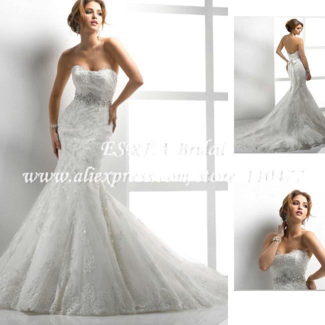 Свадебное платье ESREA BR563