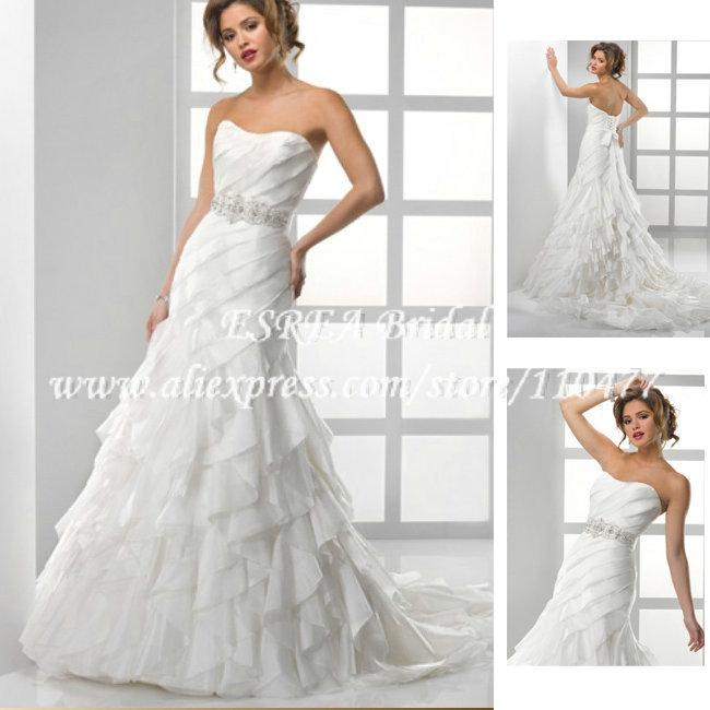 Свадебное платье ESREA BR556