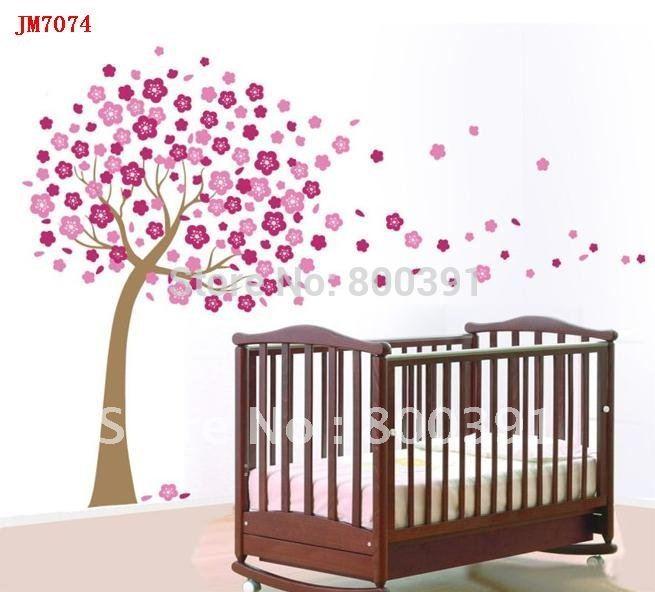 Babykamer muur stickers bomen koop goedkope babykamer muur stickers bomen loten van chinese - Room muur van de baby ...