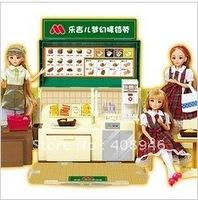 120163 free shipping   Dream room / girl toy / birthday gifts /Dream McDonald / simulation / pronunciation