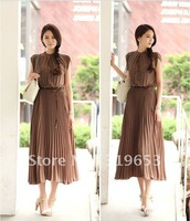New arrival!!!2012 fashion woman maxi long dress+ free Shipping
