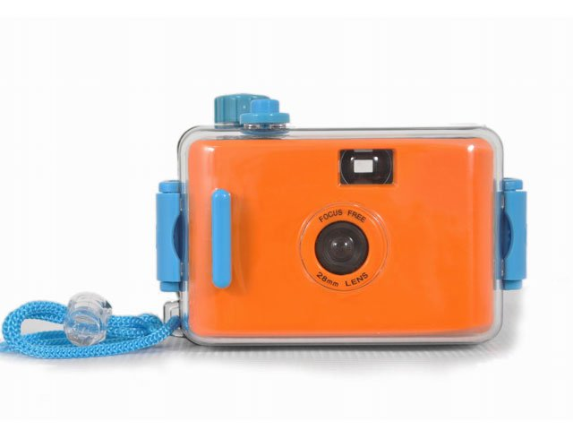 Underwater LOMO Camera for children,Waterproof 35mm ,20 colors(China (Mainland))