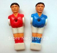 "Free shipping 2pcs/L0T  5/8"" rod Foosball Soccer table football fussball player man FIGURE NEW 01"