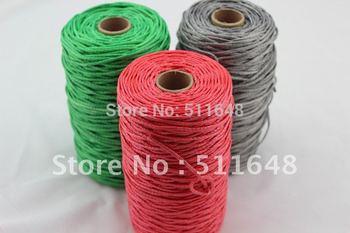 Free Shipping 1000m 1300lb Dyneema braid mountain climbing rope 2.3mm 16 strands super power
