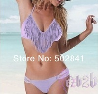Bandeau Bikinis For Women 2014 fashion sexy bikini set push up swimwear Swimsuit beachwear Freeshipping Drop shipping1234C