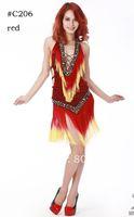 Hight Quality  Latin Ballroom dance Bra Top skirt dress 3 colors