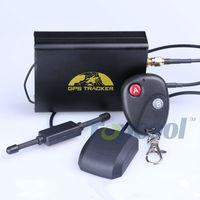 Multi-functional Camera Vehicle/Car GPS tracker TK106 Iphone Tracking  fuel sensor, 4band GPS106 FREE GPS tracking system