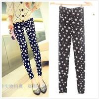FS242 Free shipping!Fashion Design Good Quality Comfortable Casual Leggings/Render pants