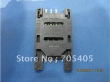 6P,Folding type SIM card holder, Flip phone,Card socket