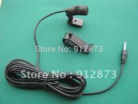 Free Shipping Most Cheapest Popular Car Microphone Computor Mic Speaking Megaphone Mini Condenser CAR KIT Microfones