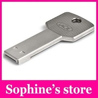 10pcs/lot by EMS FRRE SHIPPING  LaCie iamaKey  U disk 16GB USB 2.0 16gb usb flash drive