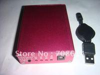 supply portable DC 12V 1.5A/DC5V 1A power source for CCTV camera/ mobile