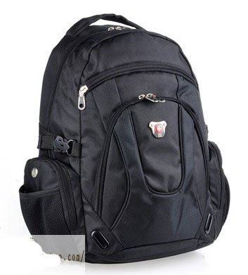 Stock Swissgear laptop backpack with good quality(China (Mainland))