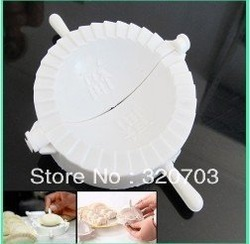 Free shipping !10pcs New Dough Press Ravioli Pastry Pie Dumpling Gyoza Empanada Maker Moulds Tool(China (Mainland))