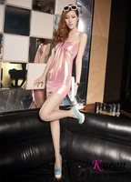 2013 new Europe and the United States nightclub women sexy Slim catwalk Tee Dress bottoming dress free shipping wholesale
