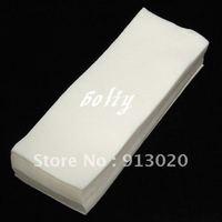 200 pcs Hair Removal Depilatory Nonwoven Epilator Wax Strip Paper Roll Waxing