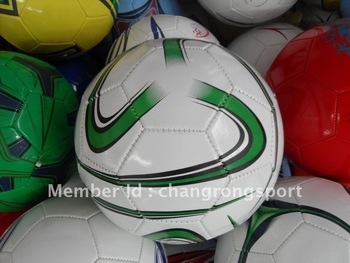 Promotional stocklot soccer ball
