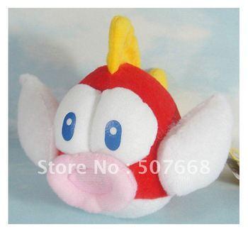 "Super Mario Bros Plush Doll Soft Toy - Flying Fish 6"" Wholesale"