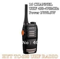 License-free radio HYT Hytera TC-320 Two Way Radio UHF 450-470MHz