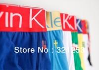 6pcs/ lot Best quality men underwear / men's boxer short / boxer / wholesale more than 500 models