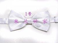 901119-TIE0027 New Blue white Stripe Silk Classic Woven Man Tie Necktie free shipping