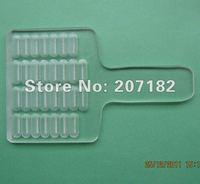 (Size 000-5 Capsule) Plexiglass 30 Grains Capsule Counting,Capsule Counting Sheet,Capsule Counter