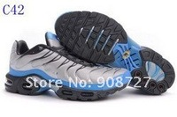 Free Shipping  2012 New TN men's shoes running shoes sneakers shoes #C42 size 41-46
