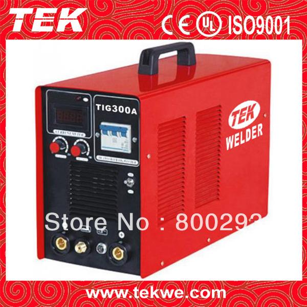 TIG300ET DC TIG Inverter welding machine(China (Mainland))