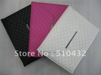 Very fashion Sheepskin bag leather case for ipad 3 2,100pcs/lot,All country DHL free shipping,C0017