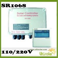 SR1068 Solar Water Heater Controllers for solar and heatin system special for new zealand and austrilia water proof grade IP43