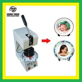 TJ plates  heat  transfer  machine,plates heat press machine,DIY plates