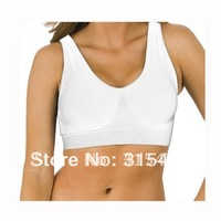 3pcs Big discount Free shipping Sexy Ahh Bra As seen on TV Seamless Leisure Genie Bra - No Box(3 Color a Set No Other Select)