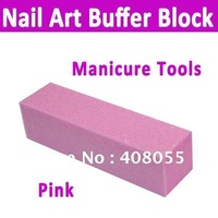 Free Shipping Nail art & nail care 4 way pattern buffer block polish smooth nail file   Professional use or home use.new brand