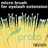 Freeshipping-800PCS Micro Brush Applicators for Eyelash Extension Application and Removal SKU:M0192X